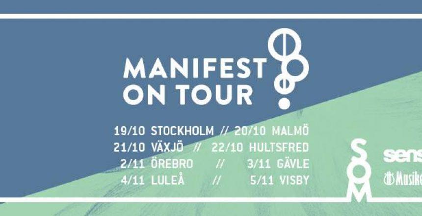 manifest on tour